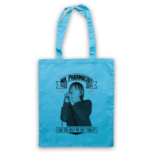 SMITH MR PHARMACIST UNOFFICIAL THE FALL PUNK TOTE BAG LIFE SHOPPER MARK E