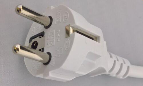 Holiday Euro Adaptateur Voyage Royaume-Uni à l/'Europe de l/'UE Extension Lead Socket Plug Adaptateur