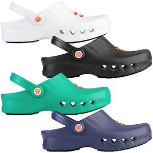 einzigartiges Design Wählen Sie für neueste ganz nett Details zu Wock Nube Clog Schuhe Sandale Pantolette Arbeitsschuhe  Sicherheitsschuhe Clogs