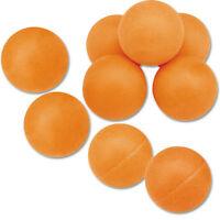 Orange Recreational Table Tennis Balls - Pack Of 144 on sale