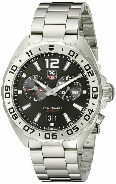 Tag Heuer Formula One Chronograph WAZ111A.BA0875 Stainless Steel Mens Watch