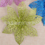 Glitter-Xmas-Hollow-Flower-Christmas-Tree-Hanging-Ornament-Party-Home-Decor thumbnail 23