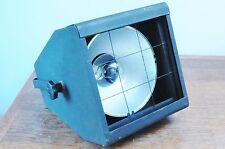 VINTAGE STRAND 60 FILM STUDIO SPOT LIGHT MOVIE INDUSTRIAL LAMP THEATRE 23 123