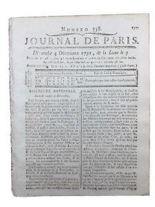 Brest pendant la révolution 1791 Finistère Émigrés Catherine de Russie Haïti