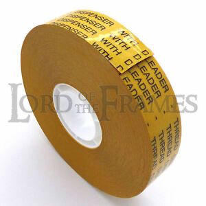 Atg Tape 19mm X 50m Double Sided Adhesive Transfer Tape Picture