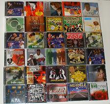 60 Different Spanish MERENGUE CD's * New * Ramon Orlando, Alex Bueno, mucho mas