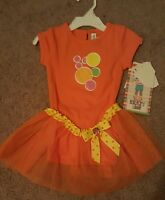 Youngland Krazy Legs Infant Girls Shirt/tutu, Sz. 24 Months