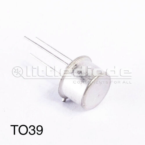 BUY49S TRANSISTOR SILICIUM NPN-Case TO39 marque ST Microelectronics-STM