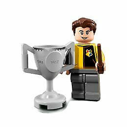 "LEGO® Harry Potter /""Cedric Diggory/"" Minifigure 71022 Brand New Sealed"
