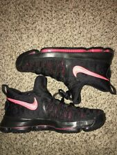 reputable site 0cb0c 5afee item 1 Nike Men s Sz 9 ZOOM KD9 PREMIUM AUNT PEARL Shoes Black Hot Punch  881796-060 -Nike Men s Sz 9 ZOOM KD9 PREMIUM AUNT PEARL Shoes Black Hot  Punch ...