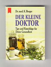 MINI LIBRO Dr. K. Berger il piccolo dottore Heyne 1993