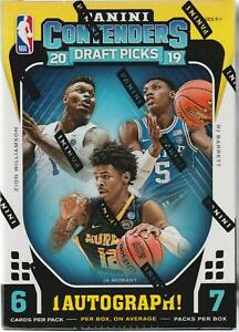 2019-20 Panini Contenders Draft Picks Base and Inserts! RC You Pick! FREE SHIP!