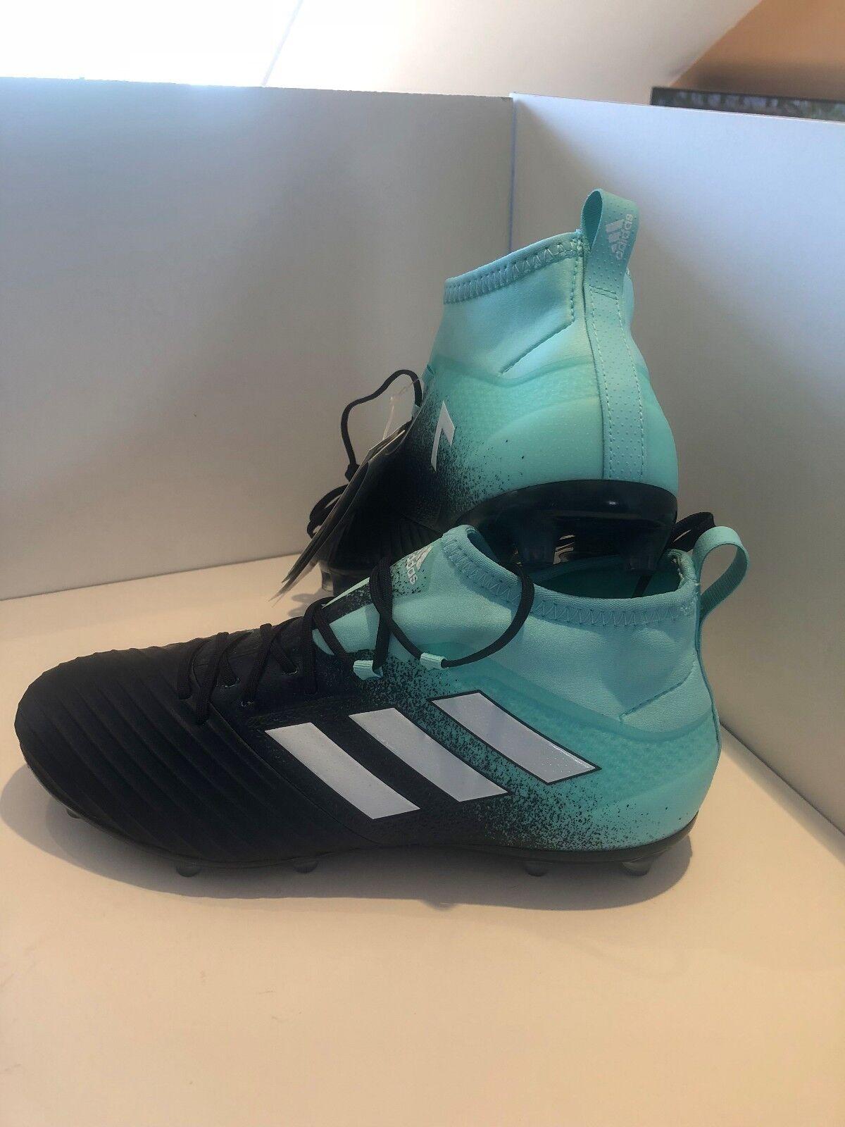 Adidas ACE 17.2 FG S77055  Aquarent Blau Grün