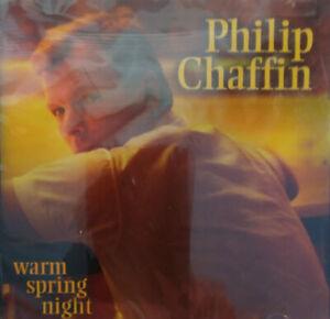 PHILIP-CHAFFIN-WARM-SPRING-NIGHT-CD-BRAND-NEW-CD