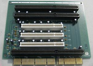 PACKARD-BELL-RISER-EXPANSION-BOARD-RISER-CARD-P-N-52F53-Rev-C-ISA