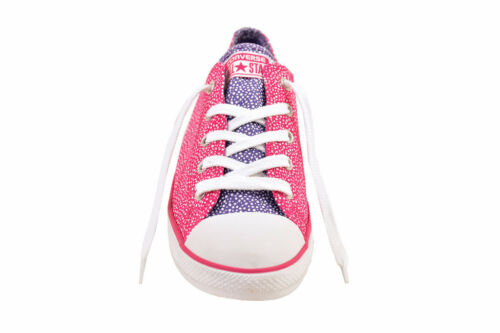 All Purple Punteggiate Womens Rrp 71 Sneakers Pink Converse Star Taglia £ Uk 6 Bcf811 qSxTHSw