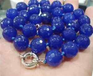 12mm-Blue-Sapphire-Faceted-Gems-Round-Necklace-18