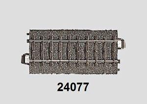 Maerklin-H0-24077-C-Gleis-gerade-77-5-mm-NEU