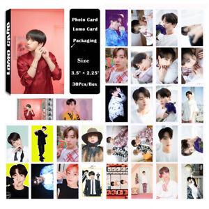 KPOP-Bangtan-Boys-Album-MAP-OF-THE-SOUL-PERSONA-JUNGKOOK-PhotoCard-Lomo-Card