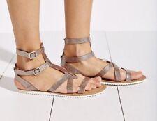 449a5d1ae622 Circus by Sam Edelman Selma Glitter woman gladiator sandals size 7.5