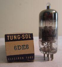 Tung Sol 6DE6 Electron Electronic Vacuum Tube In Box NOS
