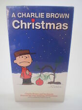 A Charlie Brown Christmas VHS NEW & factory sealed Fully Animated