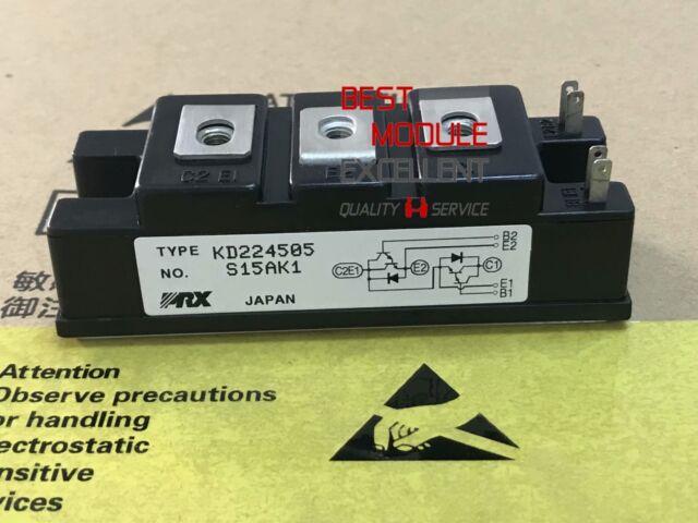Integrated Circuits Kd224505 Igbt Dual Darlington Transistor Module 50 Amperes 600 Volts