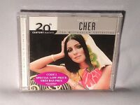 Cd Cher The Best Of Mint Sealed