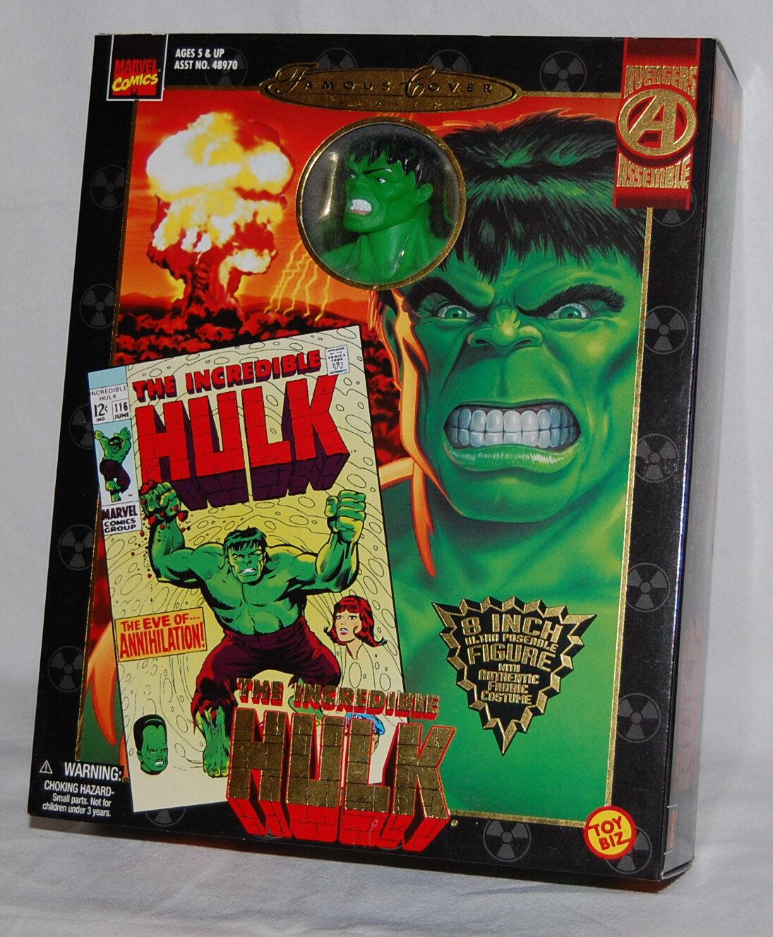 HULK  - AVENGERS - Marvel Famous cover - Neuf en boite  prezzi più bassi