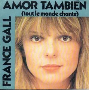 45-tours-vinyle-FRANCE-GALL