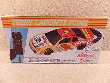 New 1990's NASCAR Columbia Tel-Com Phone Telephone Terry Labonte Fone Kellogg's