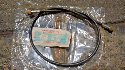Thailand Suzuki 2strokes GP100 GP125 Speedometer Cable NEW Aftermarket B.K