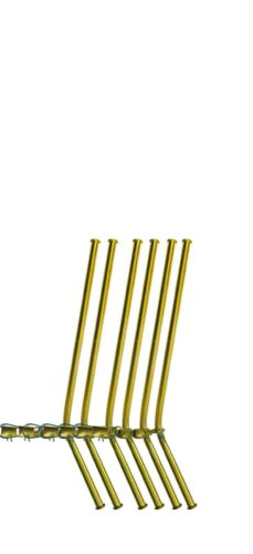 Paladin Abstandhalter Metall 8cm verschiedene Stückzahlen Big Bag