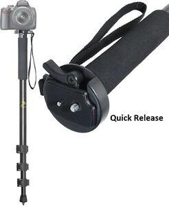 Quick Release Professional Black 72 Monopod//Unipod For Fujifilm X100T