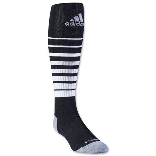 Vizari Leon Soccer Sock Black Medium Vizari Soccer 30083