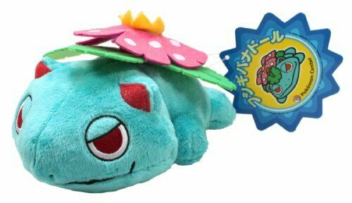 Exclusive Pokemon Center Pokedoll Pokemon Plush Doll - 6  Venusaur