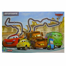 Disney Cars 2 Poster Kids Wall Art Pack Film Characters Racing Grand Prix PRE348