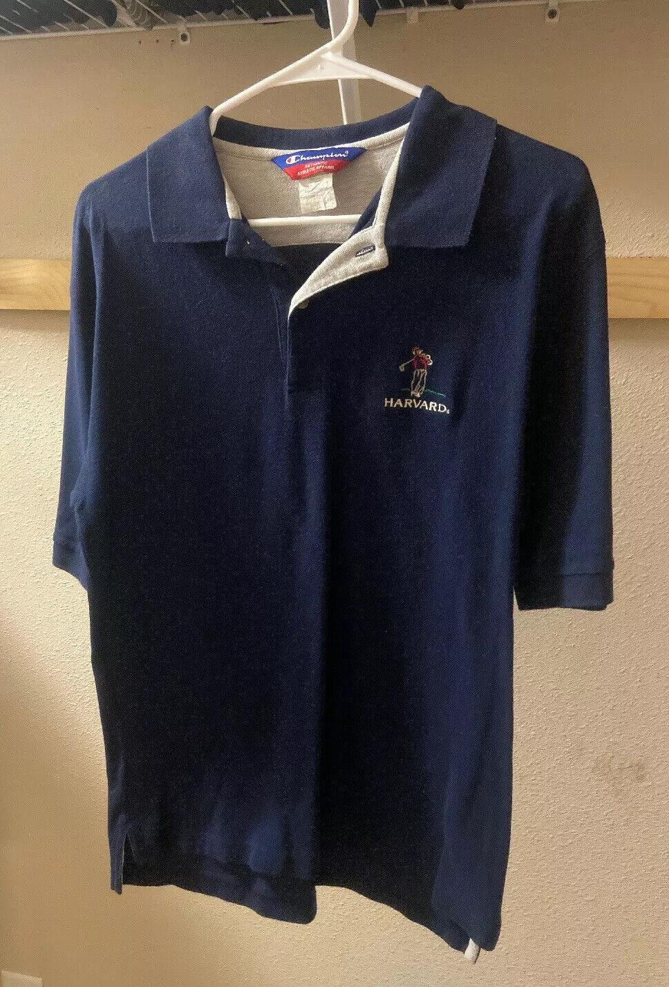 vintage harvard t shirt Polo - image 1