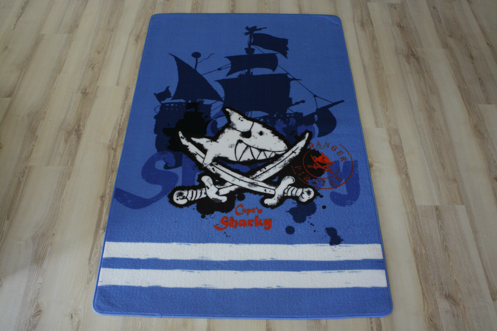 Eu 'N sharky tapis sh-305 140x200 cm Nouveau