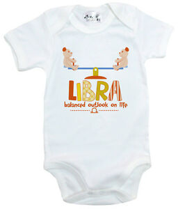 DF-034-Libra-Balanced-Outlook-on-Life-034-Bodysuit-Babygrow-Vest-Zodiac-Star-Sign