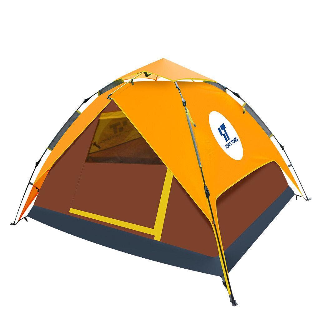 Outdoor Tend 4 Season Camping 4 Season Tent Waterproof Pop up
