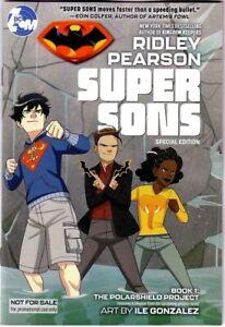 SUPER SONS SPECIAL EDITION #1 C2E2 PROMO SUPERBOY JONATHAN KENT ROBIN DC COMICS