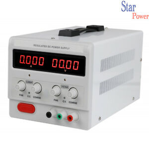 adjustable-dc-power-supply-0-100V-0-3A-with-4-digital-dispaly-Lab-grade