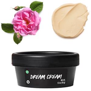 Lush-Dream-Cream-Hand-amp-Body-Lotion-45g-1-5oz-Self-preserving-NEW
