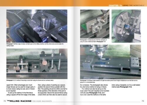 NEW 1085 The Milling Machine for Home Machinists Book 2013