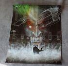 Batman Arkham Asylum 1989 Serious House Earth JOKER Dean McKean DC Poster VF