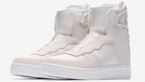 Nike W AF1 Rebel XX AO1525 -100  Off -bianca Light argento Wouomo scarpe Multi Dimensione  nelle promozioni dello stadio