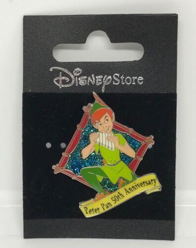 pipes Free Shipping Pin 24677 UK Disney Store Peter Pan 50th Anniversary
