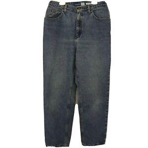 VTG-Liz-Claiborne-High-Waist-Classic-Fit-Mom-Jeans-Women-s-12-S-Short-90-s