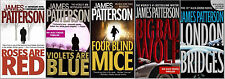 ALEX CROSS Series by James Patterson BRAND NEW Paperback Collection 6-10!